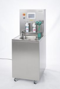 wash water sterilizer